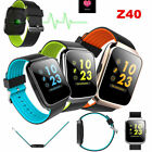 1.54'' Bluetooth Smartwatch Z40 Pedometer Heart Rate Monitor For Android iOS