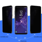 For Samsung S9 S9 Plus Privacy Anti-Spy Tempered Glass Screen Protector HD Clear