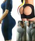 Female Seamless Butt Lifter Booty Pushing Up Body Shaper Exposed Buttock Pants
