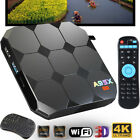 A95X R2 Android 7.1 H.265 S905W Quad-core 1.5GHz TV Box 2GB RAM 16GB ROM