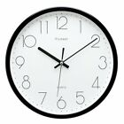 Modern 12 Decorative Round Analog Wall Clock Silent Non Ticking Large Numbers