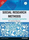 Social Research Methods by  W. Lawrence Neuman 7 ed - International Edition
