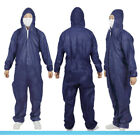 Внешний вид - Clothing Disposable DIY Paper Suit Protective Overall Coverall Work Clothes&L
