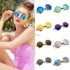 New Unisex Fashion Sunglasses Eyewear Vintage Style Casual Round Shape RR6