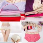 HOT Womens Seamless Panties Underwear one size Bamboo Breathable Briefs Knickers
