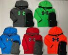 Baby Boy's Infant Under Armour Full Zip Hoodie and Pants 2 Piece Set