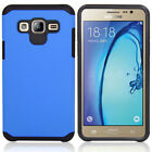For Samsung Galaxy J7 Neo/Nxt/Core Shockproof Armor Dual Bumper Slim Case Cover