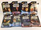 Hot Wheels Star Wars 2017 Master Apprentice Series Set of 8 Cars Ages 3+ Carded