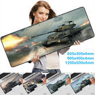 Master World Of Tanks Extended Gaming Large Size Computer Mousepad Desk Mousepad