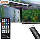 LED Aquarium Light Freshwater and Fish Tank Remote Control Effects Super Bright