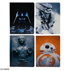 Star Wars Apple iPad Case For iPad 2 3 4 PU Leather Folding Tablet Cover £8.99 GBP on eBay