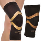 Copper Fit Pro Series Compression Knee Brace Sleeve Men and women Fitness,sports