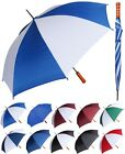 48' Arc, Auto-Open Rain Sport Umbrella - RainStoppers Rain/Sun UV Travel