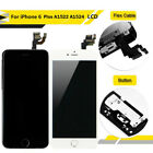 LCD Touch Digitizer Complete Screen Replacement + Button For iPhone 6 Plus A1522