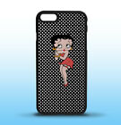 Betty Boop iPhone Case 5C 5S 6/6 Plus 7/7 Plus 8/8 Plus X 5 $15.95 USD on eBay