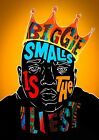 Art Print Poster / Canvas The Notorious B.I.G.