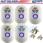 Electronic Ultrasonic Pest Reject Bug Mosquito Cockroach Mouse Killer Repeller K