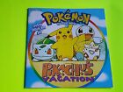 Vintage Paperback Book Childrens Paperback 1998 Pokeon Pichachu The First Movie