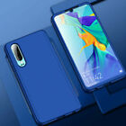 360° Full Cover Case + Tempered Glass For Huawei P9 P10 Mate 20 P20 Lite P30 Pro