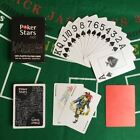10Sets/Lot Baccarat Texas Hold'em Plastic Playing Cards Waterproof Frosting Poke