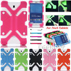 """Shockproof Silicone Soft TPU Stand Protect Cover Case For Acer Iconia 7"""" Tablet"""