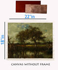 Canvas Painting Nature Wall Picture for Living Room Home Decor 18 x 22 inch