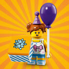 LEGO 71021 AUSWAHL Minifiguren Serie 18 Party Party Clown Suit Birthday Polizist
