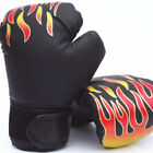 Boxing Gloves Fight Bag MMA Muay thai Pad Gloves Sparring Training Age 7-12 Year