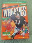 Walter Payton Chiacgo Bears Leroy Neiman Wheaties Never Been Open Cereal Box