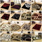 NEW MODERN 2cm THICKNESS RUGS OFFER COMFORT AND WARMTH FEEL SMALL LARGE RUG SALE