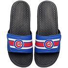 Mens MLB Baseball Legacy Sport Slide Sandals Flip Flops - Choose Team