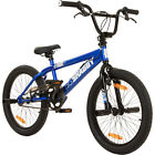 "BMX Bike 20"" Freestyle BMX deTOX Big Shaggy Spoked  360 Rotor 4 Pegs 8 Farben"