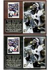 Ed Reed #20 Baltimore Ravens 2002-2012 Photo Card Plaque on eBay