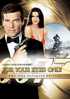 For Your Eyes Only (DVD, 2-Disc Set) Two Disc Ultimate Edition James Bond 007 $9.79 USD on eBay