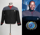 Star Trek Nemesis Voyager Captain Sisko Uniform Jacket Cosplay Costume Halloween on eBay