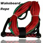 Water Ski Rope, Wakeboard Kneeboard Rope Water Ski leash handle Strand Weave Wak