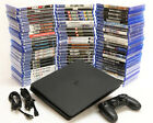 Sony Playstation PS4 Slim Bundle with 4 Games of Choice and One Controller