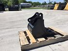 "New 24"" Heavy Duty Excavator Bucket for a Yanmar VIO27"
