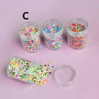 Beads Box Slime Clay Sprinkles Filler Slime DIY Supplies Candy Fake Cake Dessert