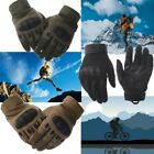 Внешний вид - Tactical Gloves Military Full Finger Carbon Fiber Gloves For Outdoor Activities