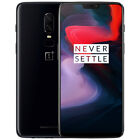 Oneplus 6 Android 8.1 Snapdragon 845 Octa Core WIFI GPS Touch ID NFC 20MP+16MP