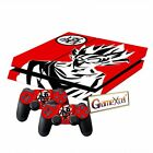 Vinyl Skin Cover Decal for Sony Playstation 4 PS4 Console   2 Controller Sticker