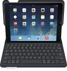 Logitech Type Wireless Keyboard Folio Cover Case iPad 6 2018 A1893, A1954 9.7""