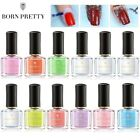 BORN PRETTY 6ml Odor-free Peel Off Nail Latex Liquid Tape for Stamp Printing NEW