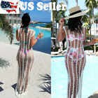 women lace crochet bikini beachwear cover up