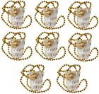 8X TEAM BRIDE SHOT GLASSES HEN PARTY NIGHT DO BRIDE TO BE