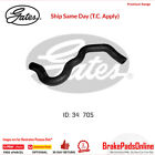 Curved Radiator Hose 05-0674 for FORD Australia Corsair UA Fitting Position : Up