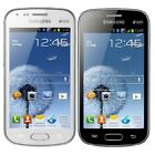 New In Box Samsung Galaxy Trend Duos Gt-s7562i Gsm Unlocked Dual Sim White Black