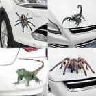 3D Spider Crawling Car Sticker for Vehicle Truck Window Sticker Hood Decal Gifts