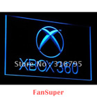 XBOX 360 Game Room LED Neon Light Sign 7 Colors 2 Sizes Bar Beer Wall Decor